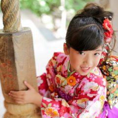 七五三写真‗小野八幡神社‗0209