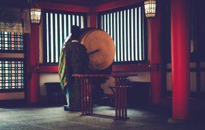 生田神社 七五三、お宮参りご祈祷