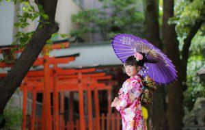 七五三写真‗小野八幡神社‗0202
