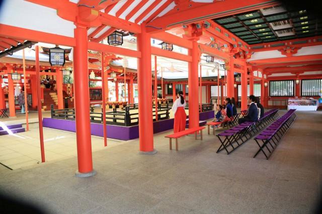生田神社でロケをするならcocoro studio(ココロスタジオ)