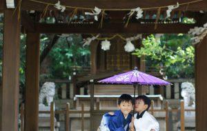 七五三写真‗湊川神社‗0244