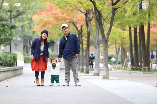 家族写真はcocoro studio(ココロスタジオ)