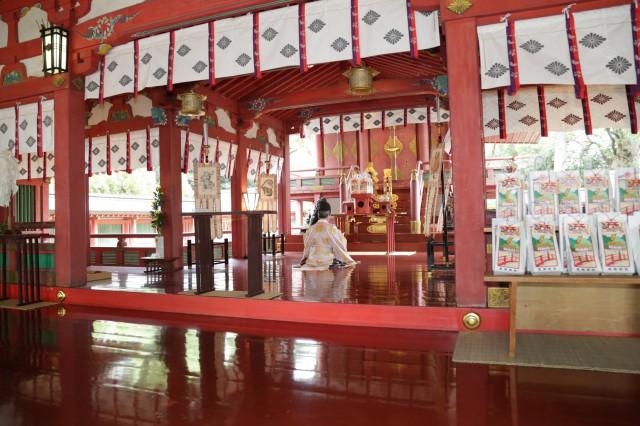 長田神社でのロケ撮影はcocoro studio(ココロスタジオ)