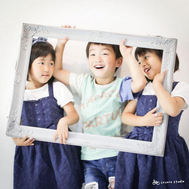 三つ子ちゃん 三宮のココロスタジオ