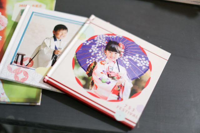 18cmのスクエアアルバム 神戸のココロスタジオ