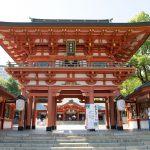 ロケーションフォトのススメ 生田神社