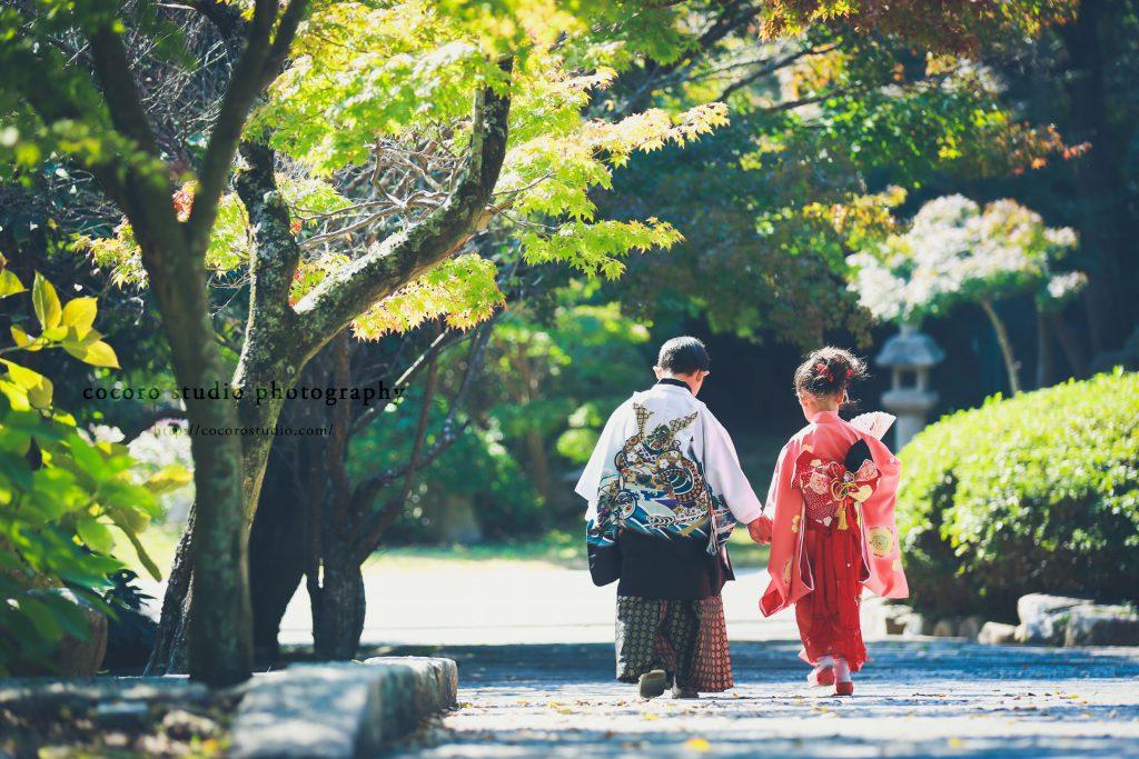 神戸市 太山寺で紅葉ロケ ココロスタジオ