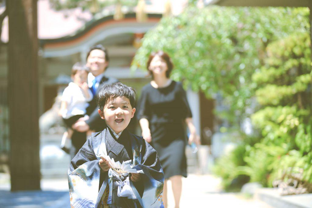 家族で楽しむロケーションフォト|神戸三宮ココロスタジオ