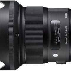 SIGMA ARTシリーズ 24mm F1.4 DG HSM 