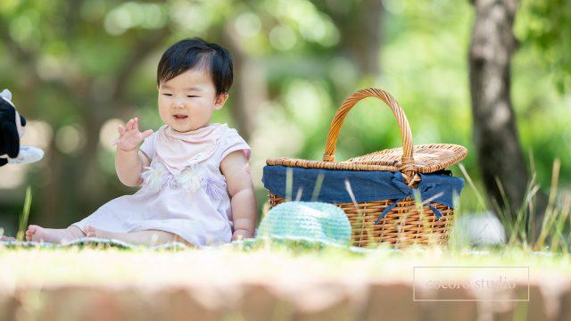 赤ちゃんモデル 三宮ココロスタジオ