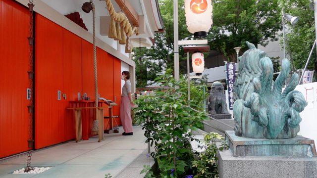 参拝はいつでも可能 小野八幡神社